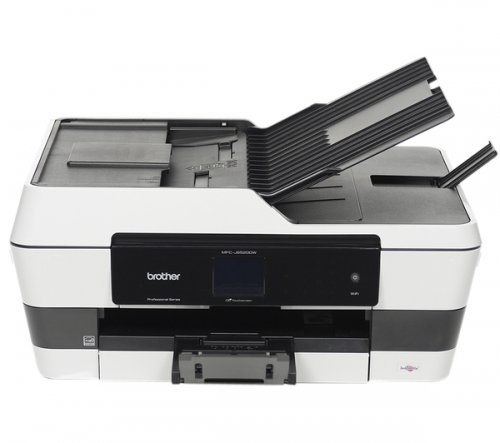 Hurry brother mfc j6520dw wireless a3 all in one for Brother hl l2380dw document feeder