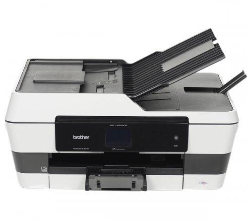 hurry brother mfc j6520dw wireless a3 all in one With automatic document feeder printer