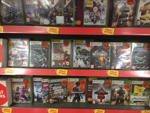 Playstation 3 deals sainsburys