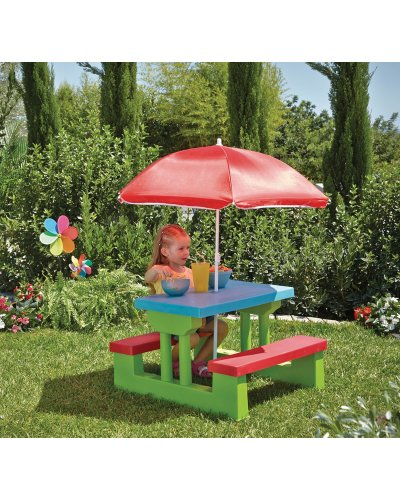 Asda Direct Childrens Picnic Table 163 25 Hotukdeals