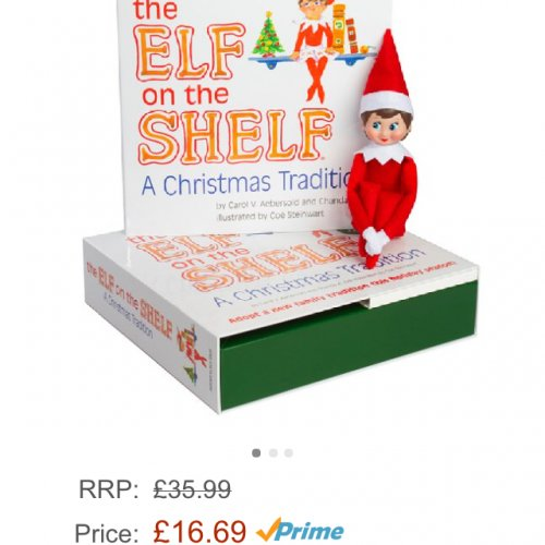 The Elf on the Shelf comes with arms and legs that aren't posable. I decided to figure out a cheap and easy way to make my Elf on the Shelf Posable.. Elf on the Shelf Ideas. You will need the following items: Your own Elf on a Shelf toy.