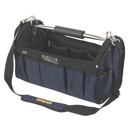 tool bag irwin open top tool tote bag 17. Black Bedroom Furniture Sets. Home Design Ideas