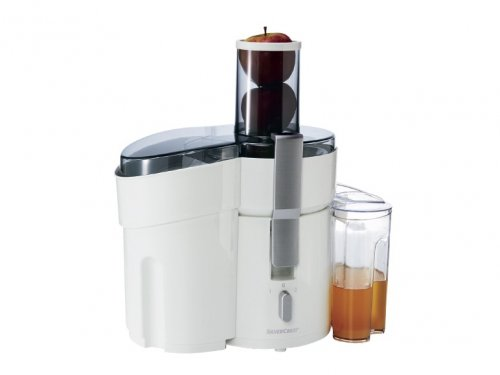 Silvercrest juicer review Technologie is uw assistent