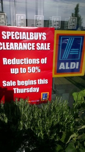 aldi specialbuys clearance from thursday. Black Bedroom Furniture Sets. Home Design Ideas