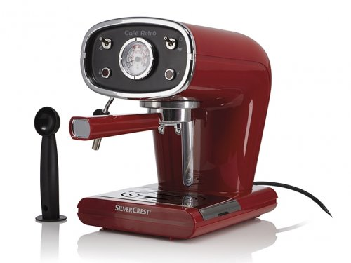 silvercrest kitchen tools espresso machine lidl from 28 may hotukd. Black Bedroom Furniture Sets. Home Design Ideas