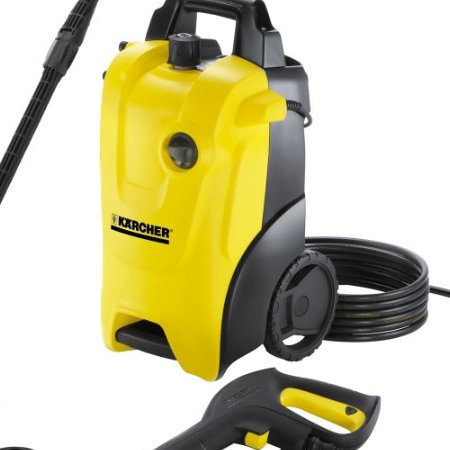karcher k4 compact home pressure washer 130 bar b q. Black Bedroom Furniture Sets. Home Design Ideas