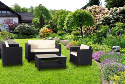 Win a gorgeous garden furniture set homemaker wowcher for Garden furniture set deals
