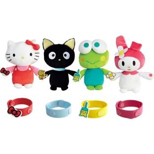 Squishy Mushy Argos : Argos: Hello Kitty Poppet Pals Soft Toy Assortment ?3.99 - HotUKDeals