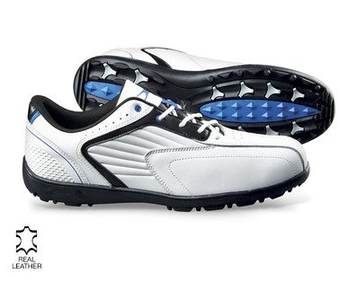 Shop golf shoe deals from DICK'S Sporting Goods today. If you find a lower price on golf shoe deals somewhere else, we'll match it with our Best Price Guarantee! Check out customer reviews on golf shoe deals and save big on a variety of products. Plus, ScoreCard members earn points on every purchase.