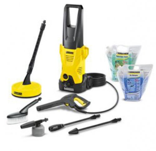 Karcher k2 premium home and car pressure washer homebase hotukdeals - Karcher k2 premium ...