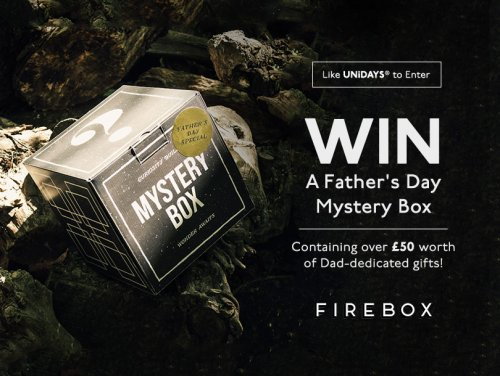Hot uk deals father's day