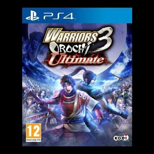 Warriors Orochi 3 Ultimate For PS4 £10 @ Cex (Pre Owned