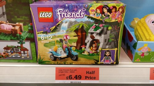 Hot uk deals lego friends