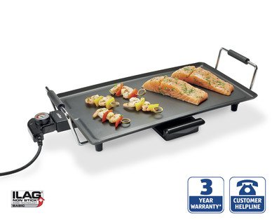 japanese style grilling teppanyaki grill at aldi hotukdeals. Black Bedroom Furniture Sets. Home Design Ideas