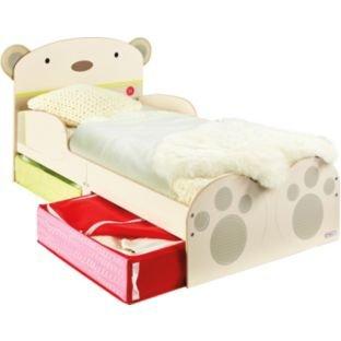 Bearhug Storage Toddler Bed Frame Now GBP6999 At Argos