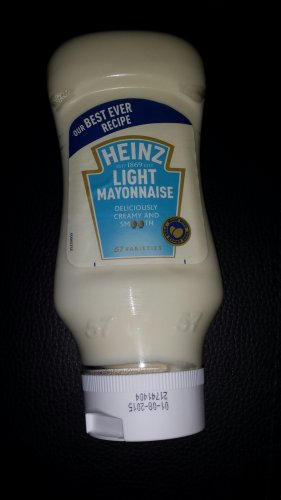 Heinz light mayonnaise 445g 29p @ Heron - HotUKDeals