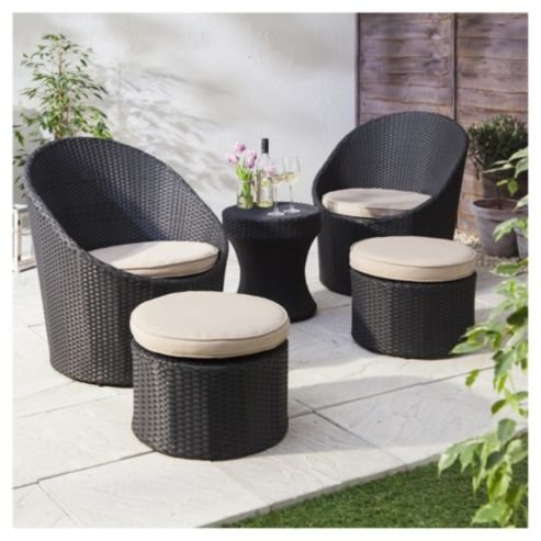 5 Piece Rattan Furniture From Tesco Direct Delivered Reduced From 400 Hotukdeals