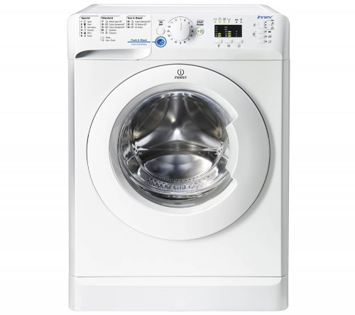 indesit xwe91683xwwguk 9kg 1600 spin washing machine white. Black Bedroom Furniture Sets. Home Design Ideas