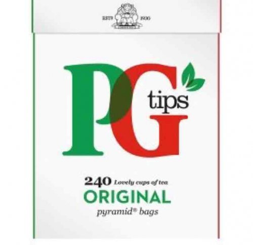 pg tips 240 pyramid tea bags asda hotukdeals. Black Bedroom Furniture Sets. Home Design Ideas