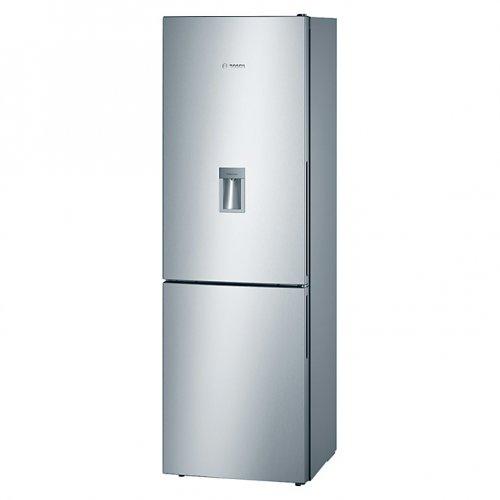 bosch kgw36xl30g fridge freezer a energy rating 60cm. Black Bedroom Furniture Sets. Home Design Ideas