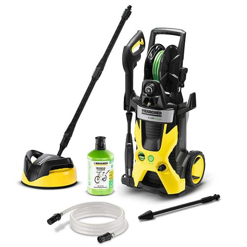 karcher k5 eco with t350 patio cleaner detergent and 3. Black Bedroom Furniture Sets. Home Design Ideas