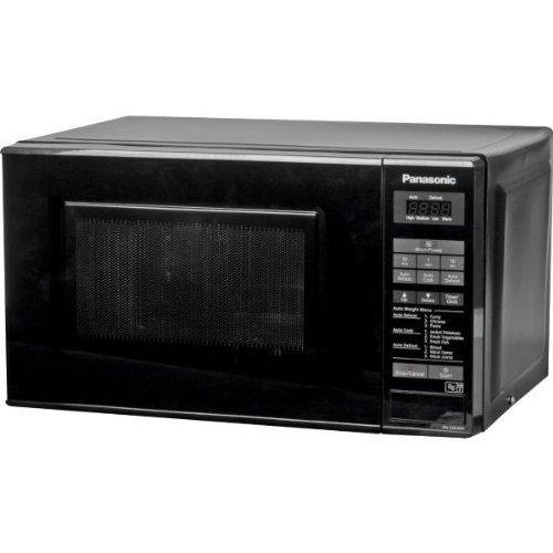panasonic nn e281b black microwave instore tesco. Black Bedroom Furniture Sets. Home Design Ideas