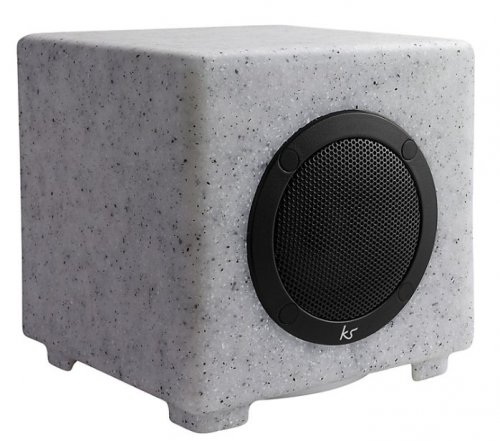 Kitsound Rock Water-resistant Bluetooth Portable Speaker & Remote At John Lewis £24.95 Plus £2 C