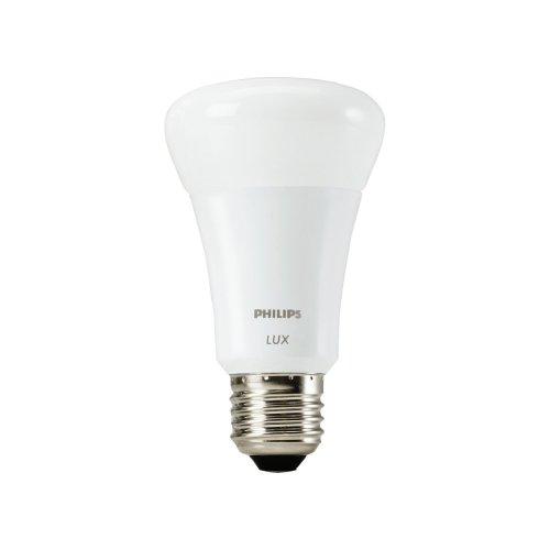 philips hue lux single bulb e27 prime non prime amazon hotukdeals. Black Bedroom Furniture Sets. Home Design Ideas