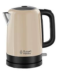 russell hobbs canterbury cream kettle 3 kw 1 7l 16. Black Bedroom Furniture Sets. Home Design Ideas