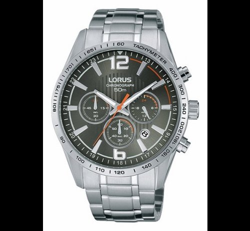 lorus m multi steel bracelet mens 163 34 99