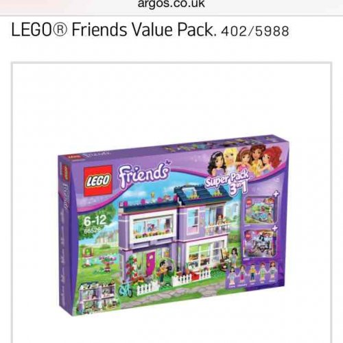 orimono.ga: lego friends deals. From The Community. Amazon Try Prime All LEGO Friends brick building toys are compatible with all other LEGO LEGO Friends Stephanie's House Toy for Year-Olds. by LEGO. $ $ 47 99 $ Prime. FREE Shipping on eligible orders.