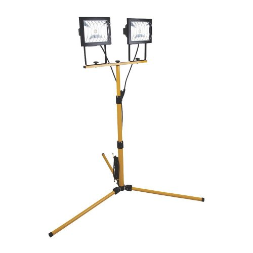 Work Light Screwfix: Twin Head LED Site Light 2 X 20W 240V £39.99 @ SCREWFIX