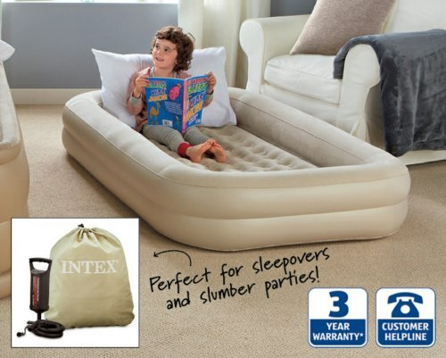 Intex Kids Travel Air Bed Set £19.99 @ Aldi from 8th ...