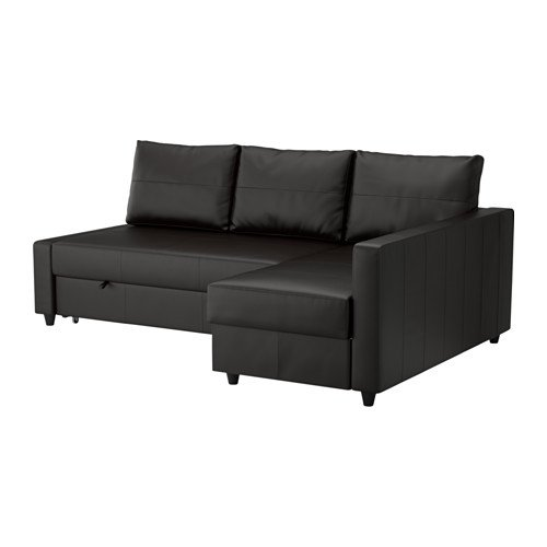Sofa Bed Deals: Ikea, Corner Sofa Bed (double) Faux Leather