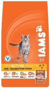 Sainsburys Iams Cat Food