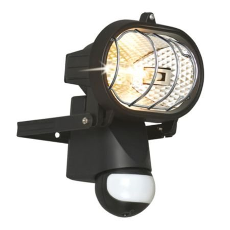B and q flood lights