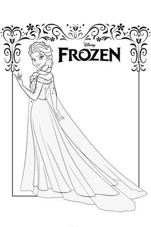 Frozen Anna Kleurplaat Free Frozen Colouring Sheets Disney Hotukdeals