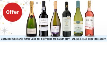 Wine deals at sainsburys