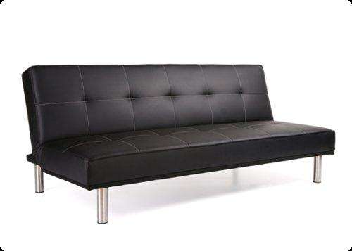 Milan Sofa Bed Black 99 Original Factory Shop Hotukdeals