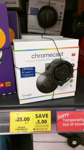Hotukdeals chromecast