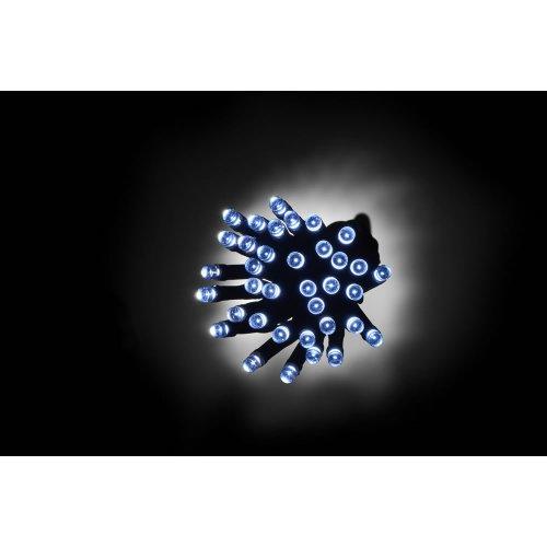 50 LED Battery Timer Xmas Lights
