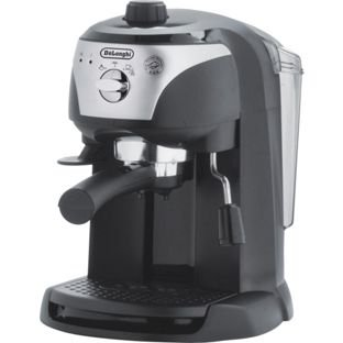 Delonghi Combi Coffee Maker Argos : De Longhi ECC220.B Motivo Espresso Cappuccino Maker - Black (or Red) ?64.99 @ Argos - HotUKDeals