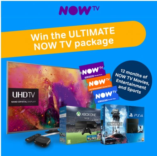 Hotukdeals tv competitions