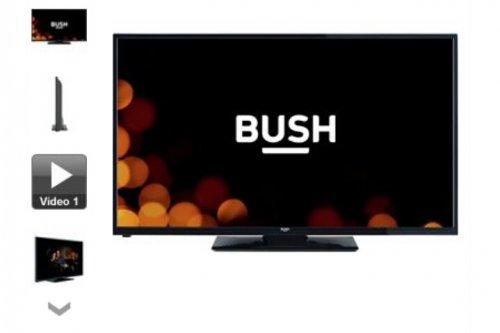 bush 48in fhd smart led tv argos hotukdeals. Black Bedroom Furniture Sets. Home Design Ideas