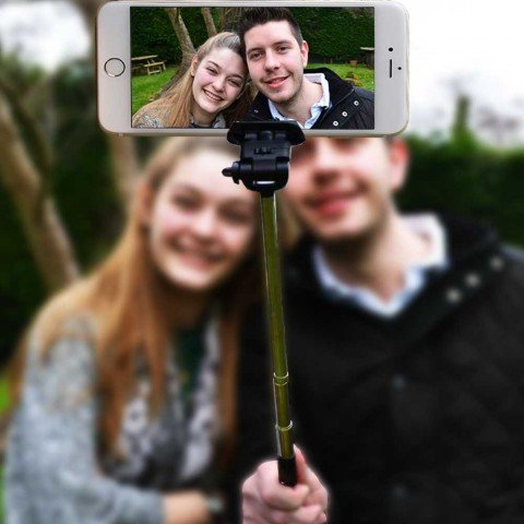 selfie stick 74p in store menkind in store only hotukdeals. Black Bedroom Furniture Sets. Home Design Ideas