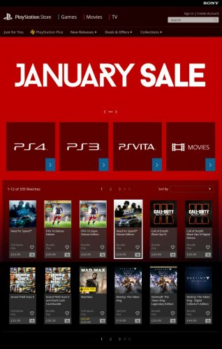 PS4 games available now & coming soon