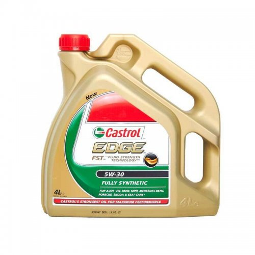 castrol edge sae 5w30 engine oil 4l vw gm longlife 4 litre eurocarparts on ebay. Black Bedroom Furniture Sets. Home Design Ideas