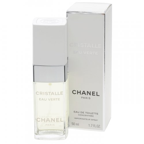 50ml chanel cristalle eau verte edt ladies 25 delivery. Black Bedroom Furniture Sets. Home Design Ideas