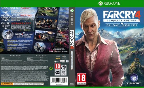 far cry 4 complete xbox one at grainger games. Black Bedroom Furniture Sets. Home Design Ideas