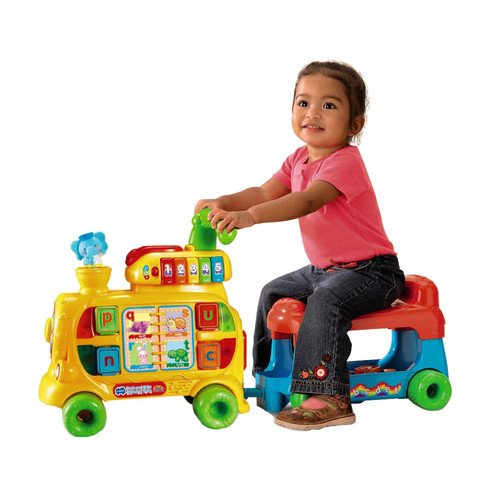 Toys R Us Ride : Vtech baby ride on alphabet train £ toys r us free
